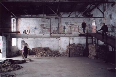 Barber Paper Mill Tour 2004