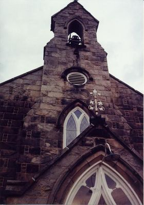 Bell Tower of Boston Presbyterian Church
