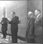 Hillcrest United Church Stone Dedication