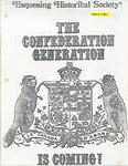 Esquesing Historical Society Newsletter 1983