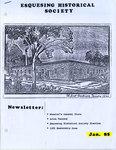 Esquesing Historical Society Newsletter 1985