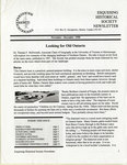 Esquesing Historical Society Newsletter November 1998