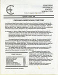 Esquesing Historical Society Newsletter September 1999