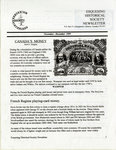 Esquesing Historical Society Newsletter November 1999