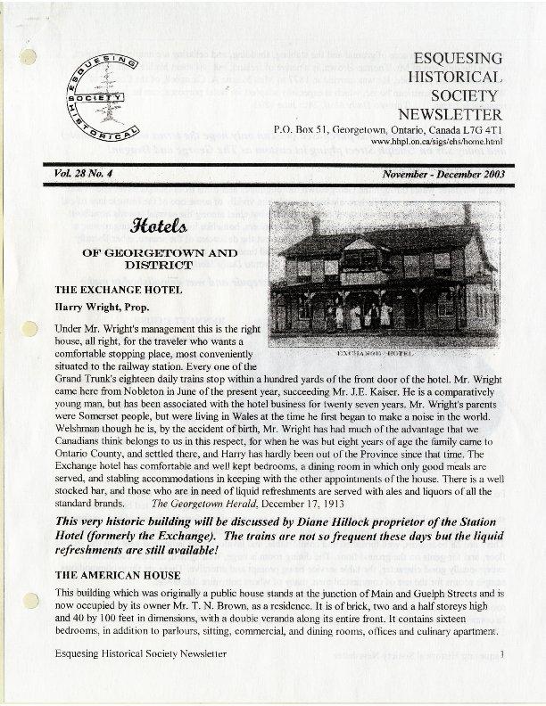 Create a historical newspaper