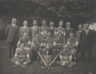 Georgetown Hockey Club(1927-28)