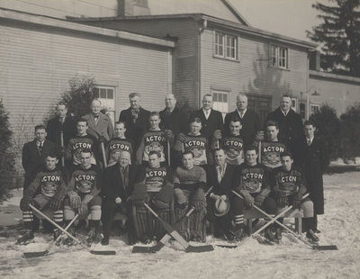 Acton Tanners Intermediate Hockey Association(1936-1937)
