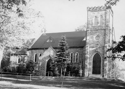 St. George's Anglican Church, 1925