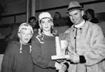 Blake Ingles at Hockey Awards, 1965