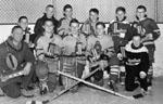 Royal Canadian Legion Hockey Team, 1965