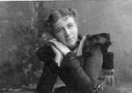 Elsie Foster, c. 1897