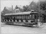 Lyd Hamilton and Streetcar