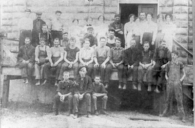 Paper Mill Employees 1924