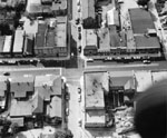 Aerial Photo of Main and Mill Streets