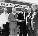 Presstite Division