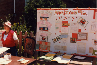 Apple Products display