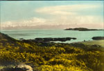 View of the seacoast