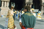 P.O.W.E.R. rally at Queen's Park 1989