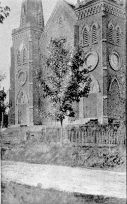 Methodist Episcopal Church 1908