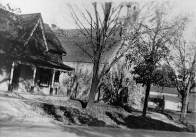 Holy Cross Church 1934