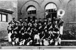 Georgetown band 1919