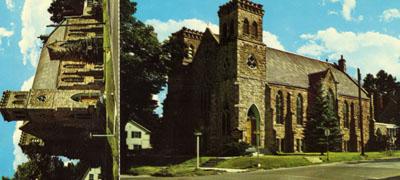 Knox Presbyterian Church 1969