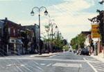 Main Street looking north 1989