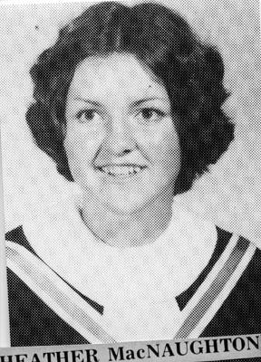 Heather MacNaughton 1976