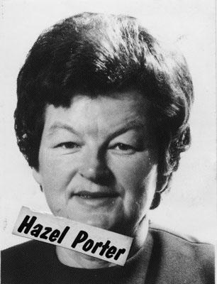 Hazel Porter 1972