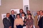 """Opening of """"Hidden Bounty"""" Art Exhibition 1990"""