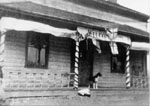 Granny Hill's house (3 Tweedle) 1918