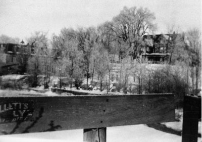 The Glen Woollen Mills and Barraclough House