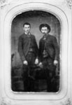 Tintype from Wheeler Family Photo Collection