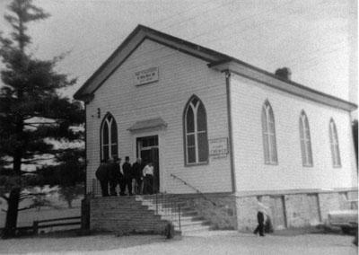 Methodist Church 1960