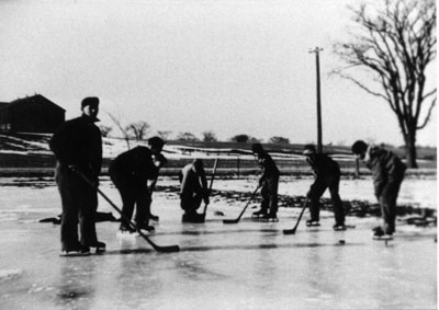 Ashgrove Hockey Stars 1949