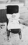 Baby in a Carriage 1954