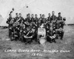 Lorne Scots Band 1941