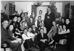 Chrsitmas Party 1955
