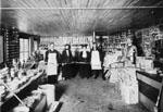 Dry Goods Store c1890