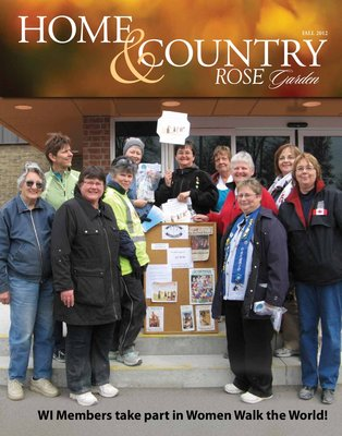 Home & Country Newsletters (Stoney Creek, ON), Fall 2012