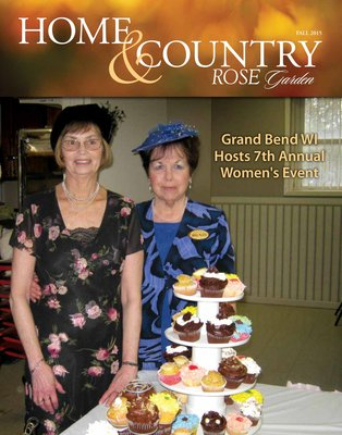 Home & Country Newsletters (Stoney Creek, ON), Fall 2015