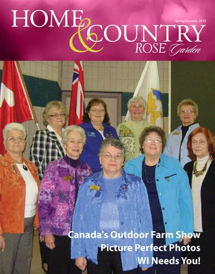 Home & Country Newsletters (Stoney Creek, ON), Spring/Summer 2010