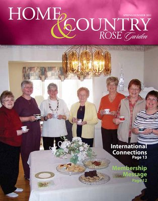 Home & Country Newsletters (Stoney Creek, ON), Spring/Summer 2011