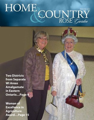 Home & Country Bulletin 1933-2015 now online!