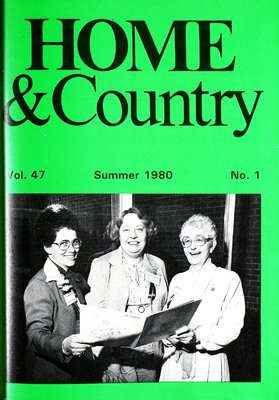 Home & Country Newsletters (Stoney Creek, ON), Summer 1980