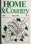 Home & Country Newsletters (Stoney Creek, ON), Spring 1984
