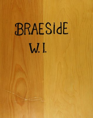 Braeside WI Tweedsmuir Community History - Volume 3