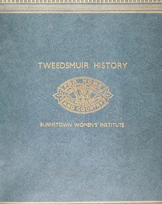 Burnstown WI Tweedsmuir Community History - Volume 1