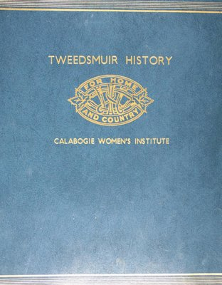 Calabogie WI Tweedsmuir Community History, Volume 1