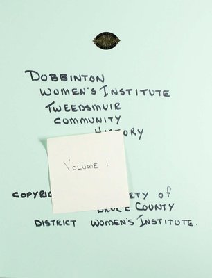 Dobbington Women's Institute Volume 1